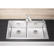 Кухонная мойка Blanco Claron 400/400-iF/A