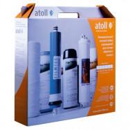 Набор фильтрэлементов Atoll №102 STD