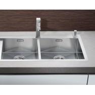 Кухонная мойка Blanco Zerox 400/400-iF/A