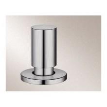 Ручка управления клапаном-автоматом цилиндрическая Blanco Нержавеющая сталь