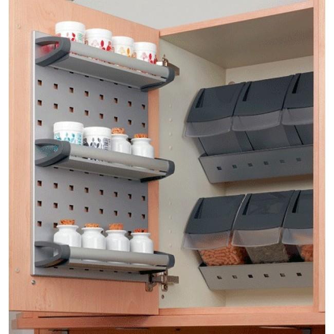 Системы наполнения, организации в верхгние шкафы hailo (герм.