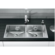 Кухонная мойка Blanco Zerox 400/400-iF/N