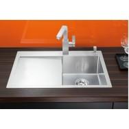 Кухонная мойка Blanco Claron 4s-iF/A